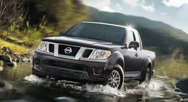 2020 Nissan Frontier redesign