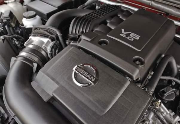 2020 Nissan Frontier specs