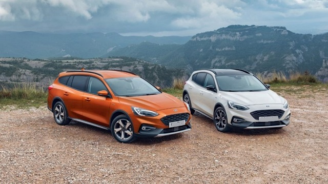 Focus Active Crossover will inspire 2020 Ford Ranchero