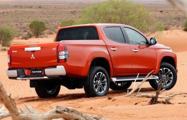 2020 Mitsubishi Triton release date