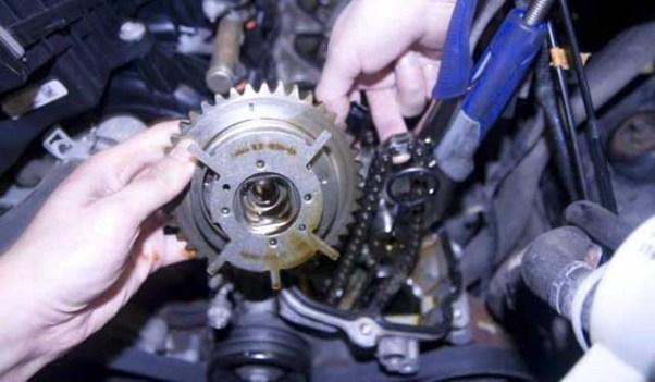 Ford 5.4 Triton Engine cam phaser