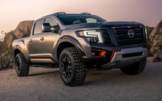 2020 Nissan Titan XD warrior