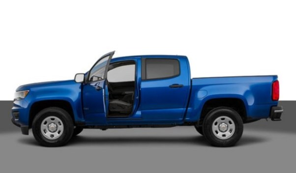 2020 Chevy Colorado Z71 Configurations And Accessories