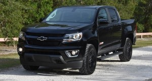 2020 Chevy Colorado Z71