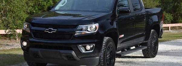 2020 Chevy Colorado Z71