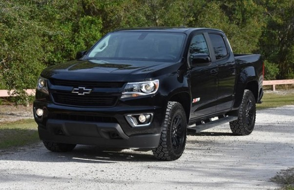 2020 Chevy Colorado Z71 Configurations And Accessories 2019 And