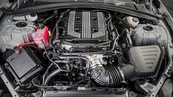 2020 Chevy Silverado 1500 ZR2 engine