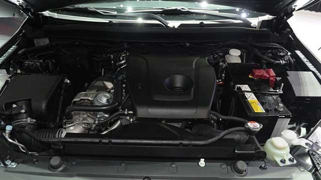 2020 Fiat Fullback specs