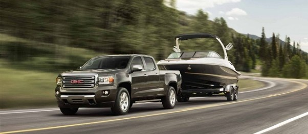 2020 GMC Canyon changes