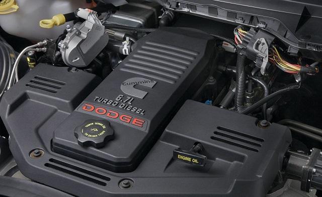 2020 RAM Power Wagon HD Diesel specs