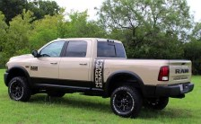 2020 Ram 2500 Power Wagon Mojave