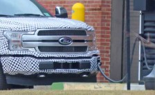 2021 Ford F-150 Full-Electric Pickup Truck