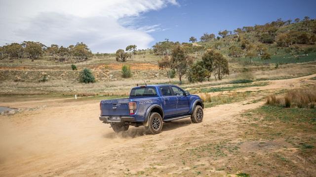 2021 Ford Ranger Raptor us