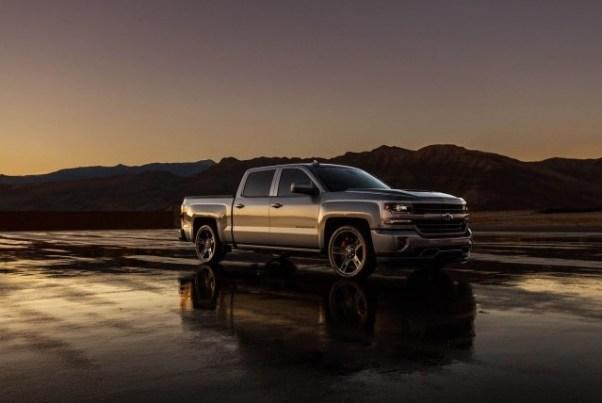 2020 Chevy Silverado SS rumors