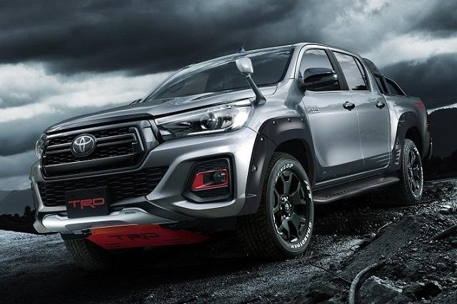 2020 Toyota HiLux trd pro
