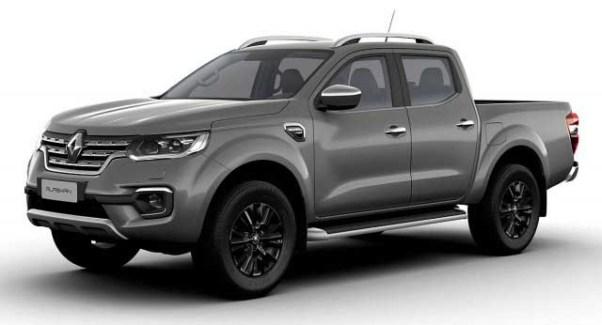 2020 Renault Alaskan redesign