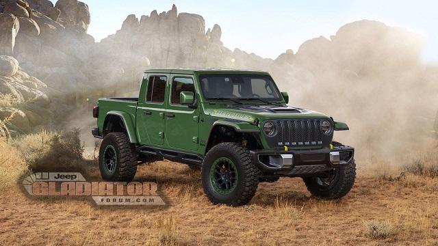 2021 Jeep Gladiator Hercules
