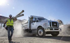 2021 Ford F-650 and F-750 Medium Duty Trucks