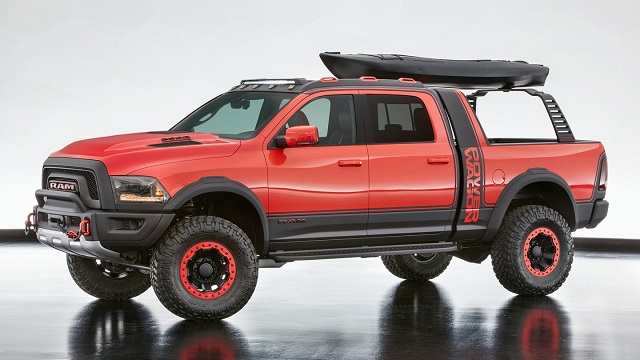 Ram Macho Power Wagon