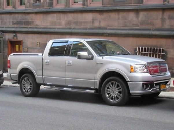 Lincoln Mark LT in 2006