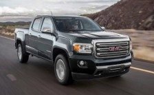 2021 GMC CAnyon redesign