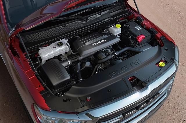 2021 ram 1500 diesel