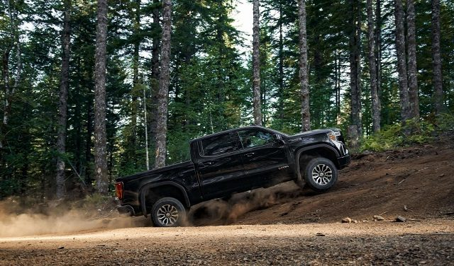 2021 GMC Sierra 1500 AT4 accessories