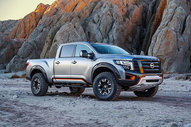 2021 Nissan Titan XD warrior