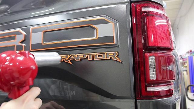 2021 Ford Lobo raptor