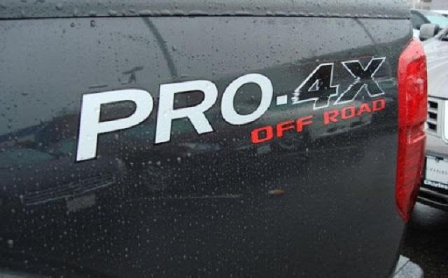2021 Nissan Frontier Pro-4X price