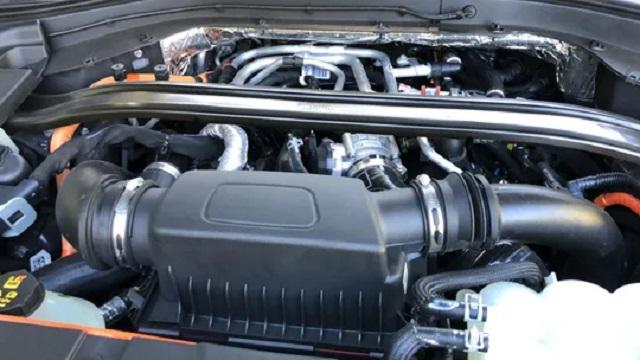 2021 Ford F-150 Hybrid