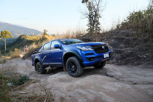 2021 Holden Colorado specs