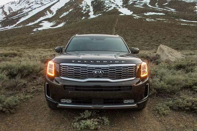 2022 Kia Telluride Pickup Truck concept