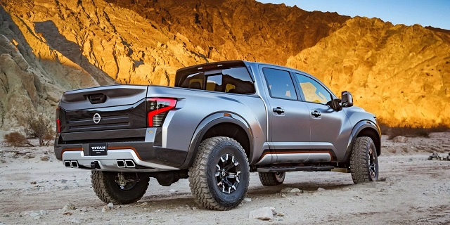 2022 Nissan Titan XD warrior