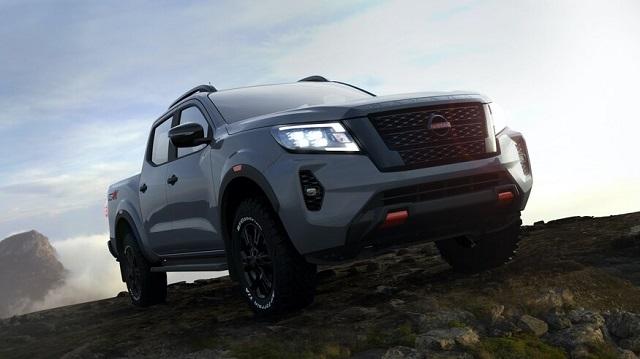 2022 Nissan Frontier hybrid