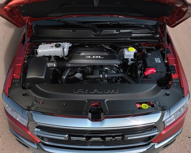 2022 Ram 1500 Diesel price