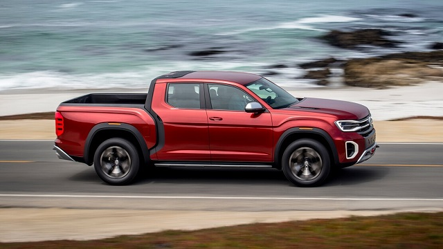 2022 Volkswagen Atlas Tanoak price