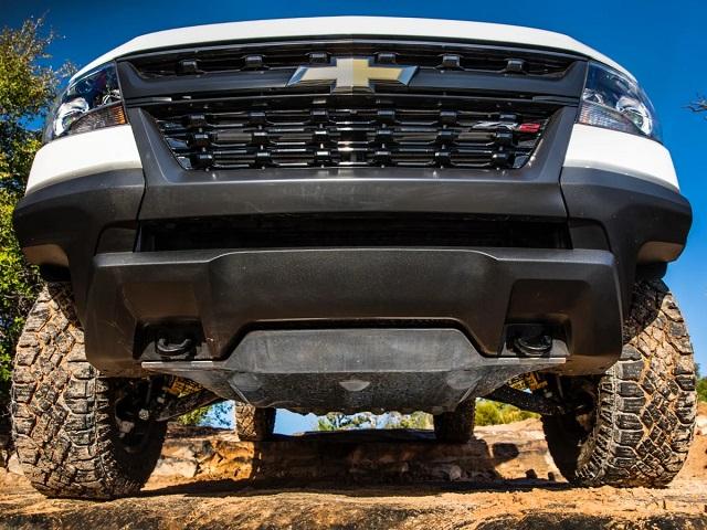 2022 Chevy Silverado ZR2 price