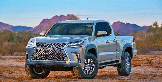 2022 Lexus Truck