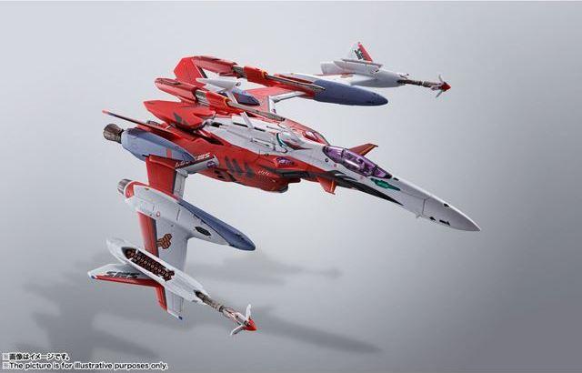 YF-29デュランダルバルキリーのDX超合金が17日発売