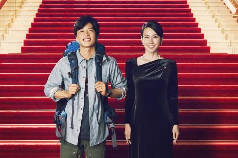 【映画】『総理の夫』映画化決定 田中圭&中谷美紀W主演「二人三脚で頑張りました」  [湛然★]