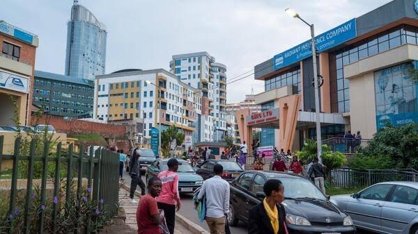 【画像】ルワンダの首都キガリの風景がこちらwwwwwwwwwwwwwwww
