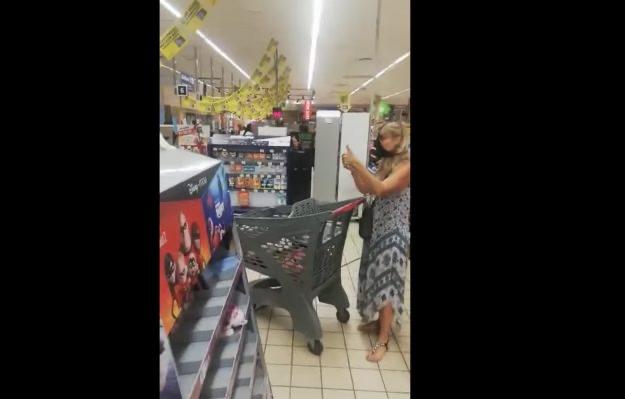 【悲報】マスク代わり? 女性用下着を顔に被った男、無事逮捕  [323057825]