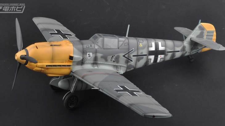 独空軍はメッサーシュミットにミッキーマウス描いて飛んでたがプラモにしてもディズニーに怒られない謎