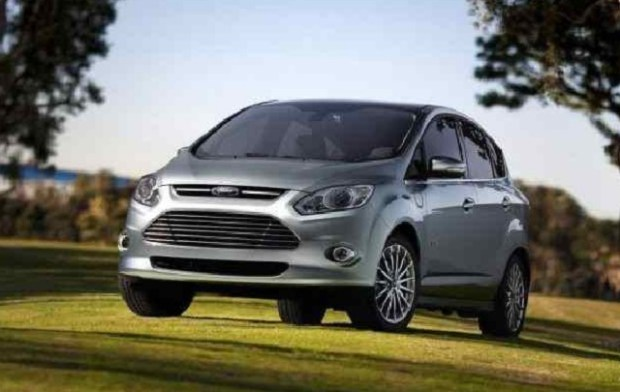 2019 Ford C-Max front view