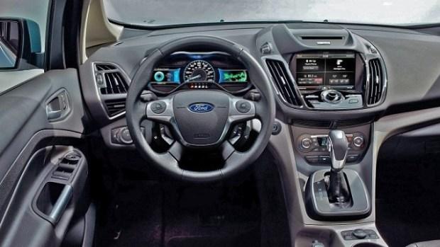 2019 Ford C-Max interior