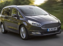 2019 Ford Galaxy review
