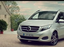 2019 Mercedes-Benz V-class review