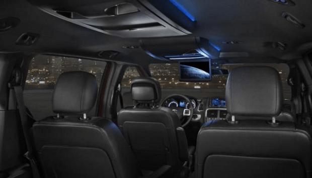 2020 Dodge Grand Caravan interior