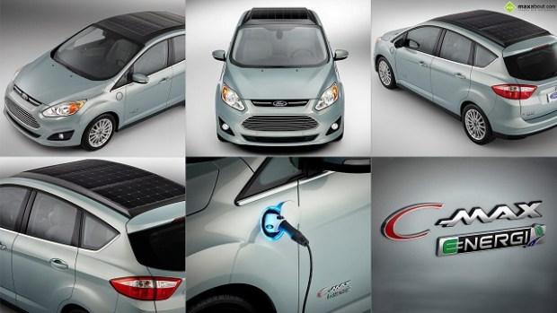 2019 Ford C-Max Solar Energi specs
